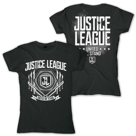United Crest von Justice League - Girlie Shirt jetzt im Bravado Shop