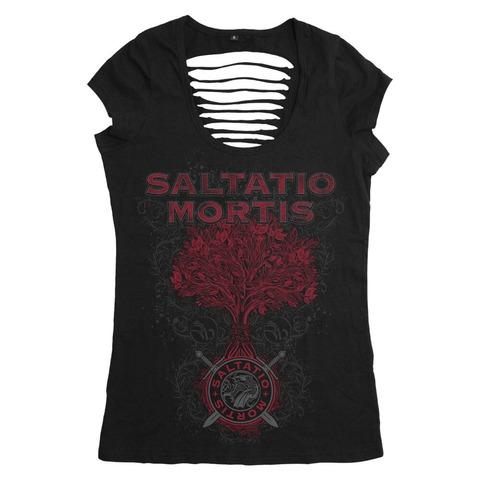 Tree Of Life von Saltatio Mortis - Girlie Shirt jetzt im Bravado Shop