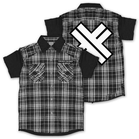 √The Scene von Eskimo Callboy - Worker Shirt jetzt im Bravado Shop