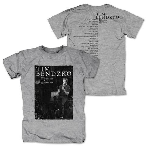 √WoZiKo 2017 von Tim Bendzko - T-Shirt jetzt im Bravado Shop