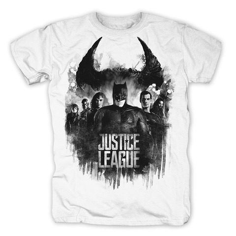 Splatter Squad von Justice League - T-Shirt jetzt im Bravado Shop