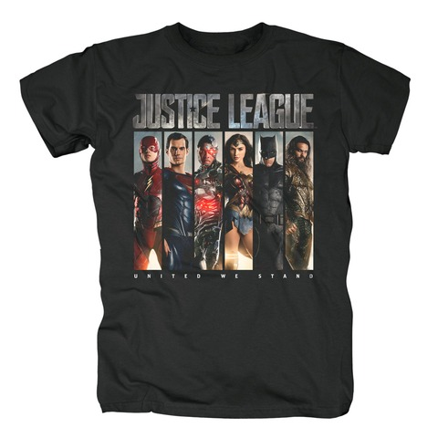 √Photo Slices von Justice League - T-Shirt jetzt im Bravado Shop