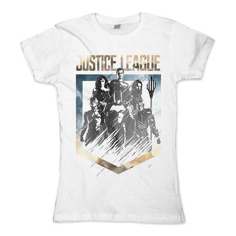 Unity von Justice League - Girlie Shirt jetzt im Bravado Shop
