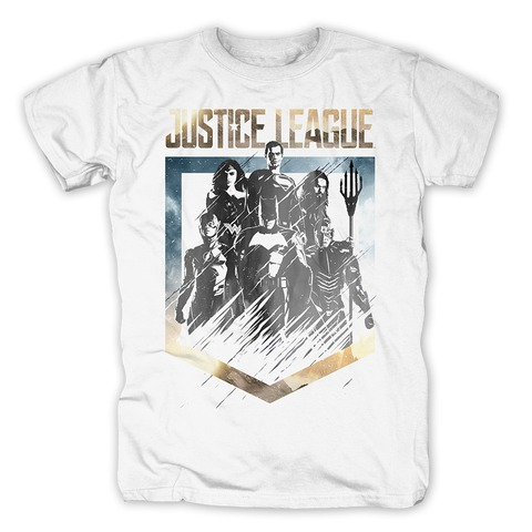 √Unity von Justice League - T-Shirt jetzt im Bravado Shop