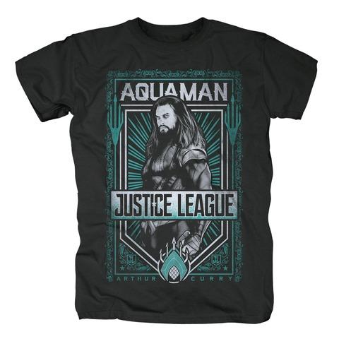 √Aquaman von Justice League - T-Shirt jetzt im Bravado Shop