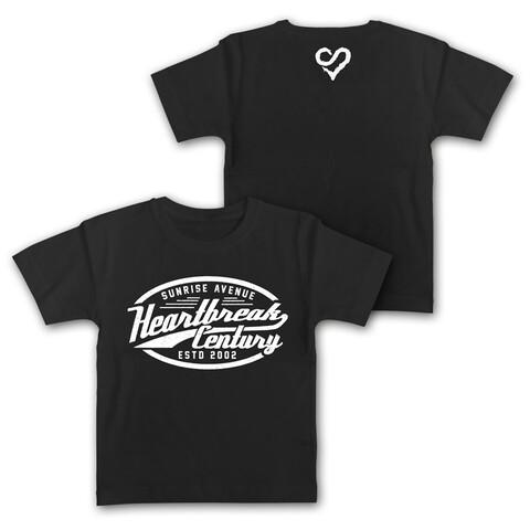 √Oval Sign von Sunrise Avenue - Kids Shirt jetzt im Bravado Shop