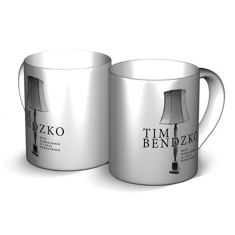 √Mein Wohnzimmer von Tim Bendzko - Tasse jetzt im Bravado Shop