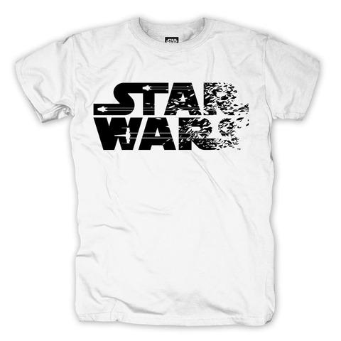 √Destroyed Logo von Star Wars - T-Shirt jetzt im Bravado Shop