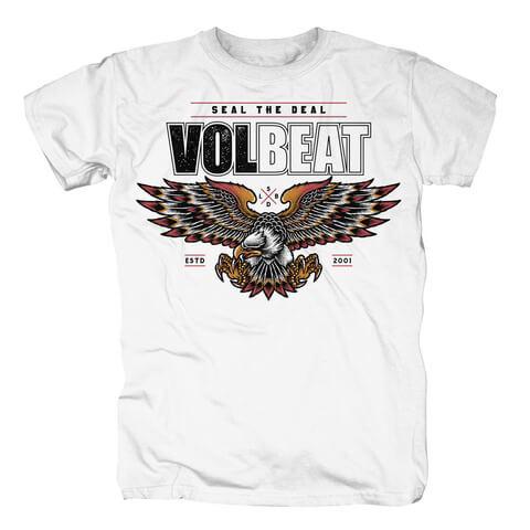 Victorious von Volbeat - T-Shirt jetzt im Bravado Shop