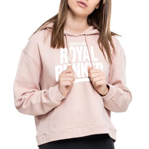 √Logo von Savas & Sido - Girlie hooded sweater jetzt im Bravado Shop