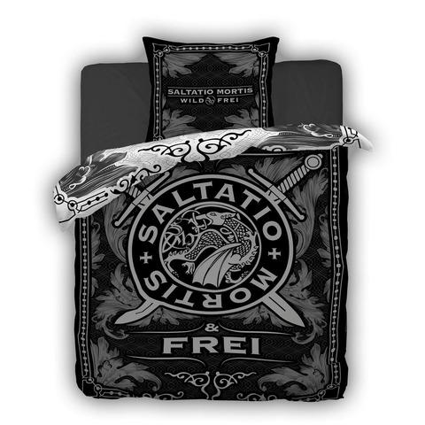 √Wild & Frei von Saltatio Mortis - Bed linen jetzt im Bravado Shop