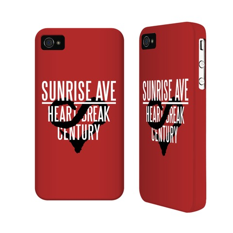 √Heartbreak Century von Sunrise Avenue - phone case jetzt im Bravado Shop