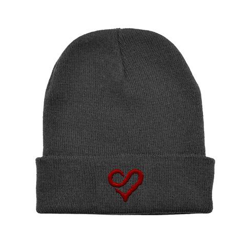 √Logo Heart von Sunrise Avenue - Beanie jetzt im Bravado Shop