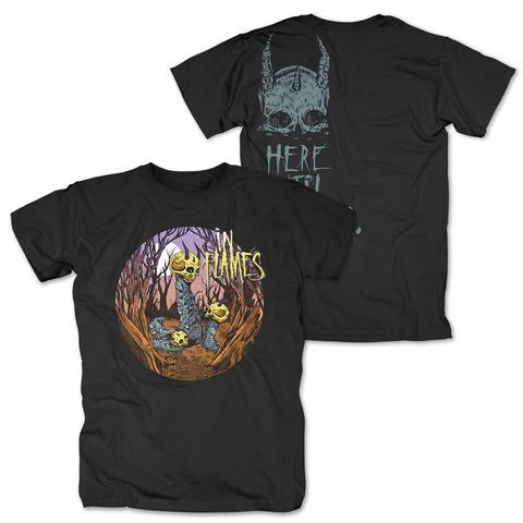 Here Until Forever von In Flames - T-Shirt jetzt im Bravado Shop