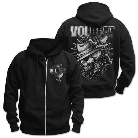 √Heaven & Hell von Volbeat - Kapuzenjacke jetzt im Bravado Shop