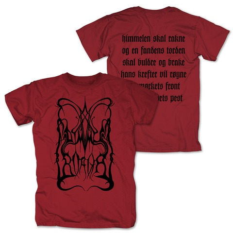 Guds Fortapelse von Dimmu Borgir - T-Shirt jetzt im Bravado Shop