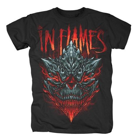 √Jesterhead Chains von In Flames - T-Shirt jetzt im Bravado Shop