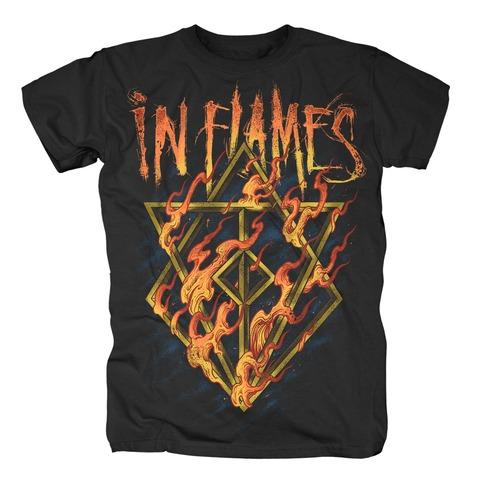 √Jesterhead Fire von In Flames - T-Shirt jetzt im Bravado Shop
