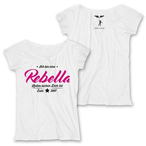 Rebella von Rebell Comedy - Girlie Shirt Loose Fit jetzt im Bravado Shop