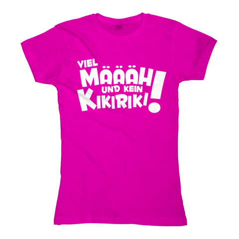 Mäh von Sascha Grammel - Girlie Shirt jetzt im Bravado Shop