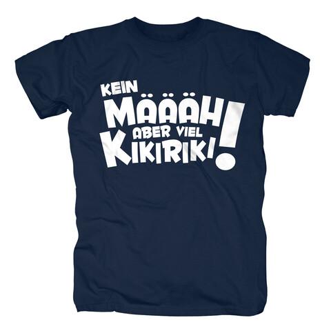 √Kikiriki von Sascha Grammel - T-Shirt jetzt im Bravado Shop