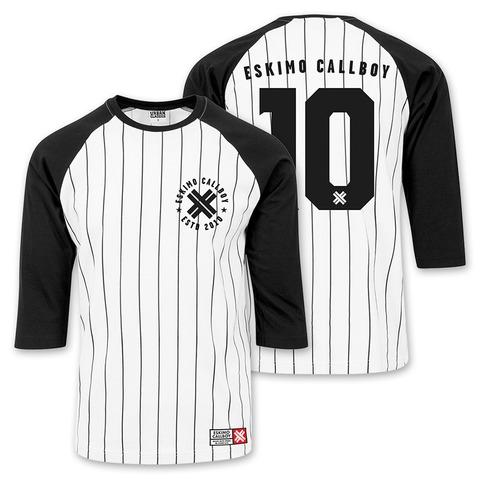 √Pocket X von Eskimo Callboy - Baseball Hemd jetzt im Bravado Shop
