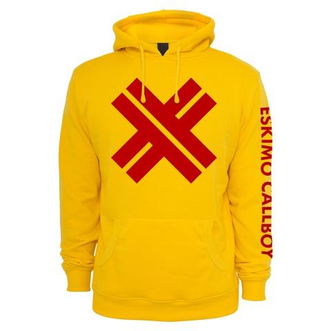 √Red X von Eskimo Callboy - Hood sweater jetzt im Bravado Shop