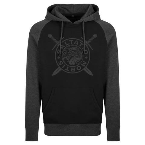 √Drachen Logo von Saltatio Mortis - Hood sweater jetzt im Bravado Shop
