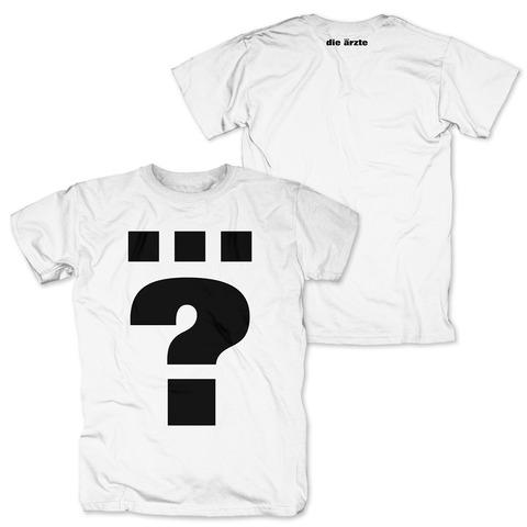 √? von die ärzte - T-Shirt jetzt im Bravado Shop