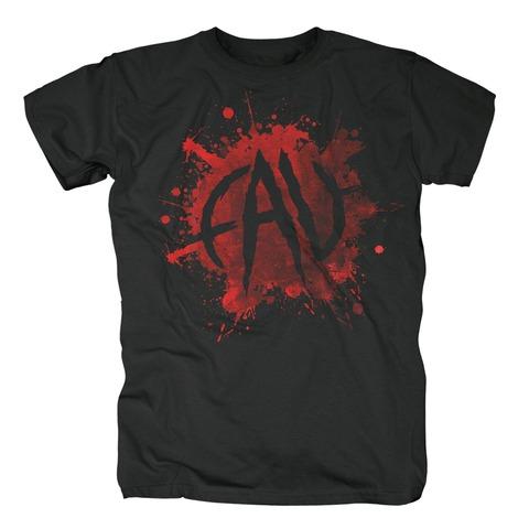 √Splatter Logo von Favorite - T-Shirt jetzt im Bravado Shop