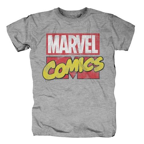 Marvel Comics Logo von Marvel Comics - T-Shirt jetzt im Bravado Shop