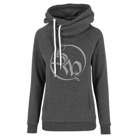 √SM Logo von Saltatio Mortis - Girlie hooded sweater jetzt im Bravado Shop
