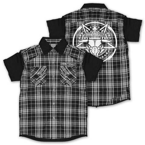 √Crown Bull von Subway To Sally - Worker Shirt jetzt im Bravado Shop