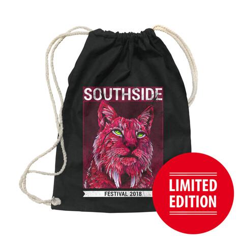 Early Lynx von Southside Festival - Turnbeutel jetzt im Bravado Shop
