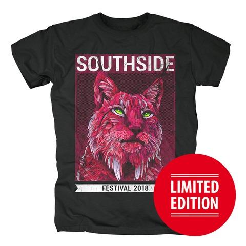√Early Lynx von Southside Festival - T-Shirt jetzt im Bravado Shop