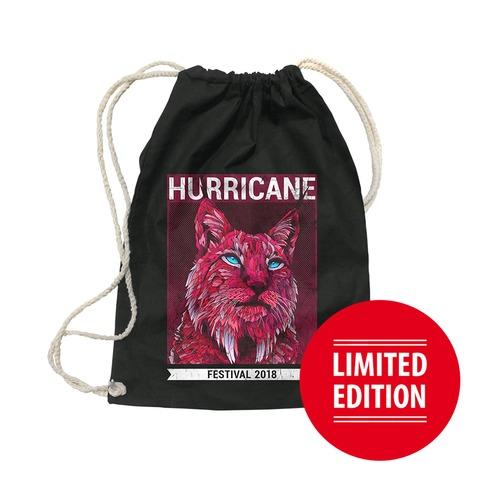 Early Lynx von Hurricane Festival - Turnbeutel jetzt im Bravado Shop