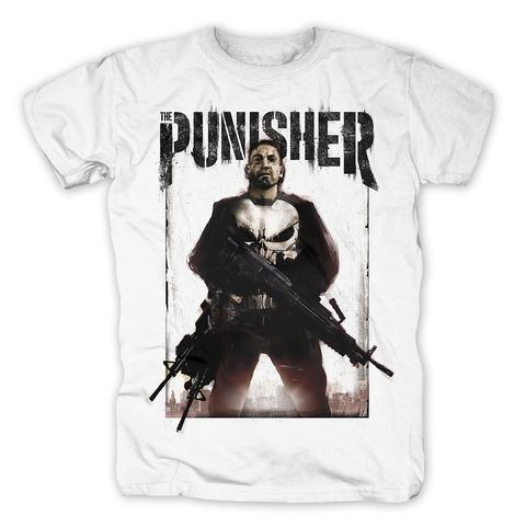 √Last Man Standing von The Punisher - T-Shirt jetzt im Bravado Shop