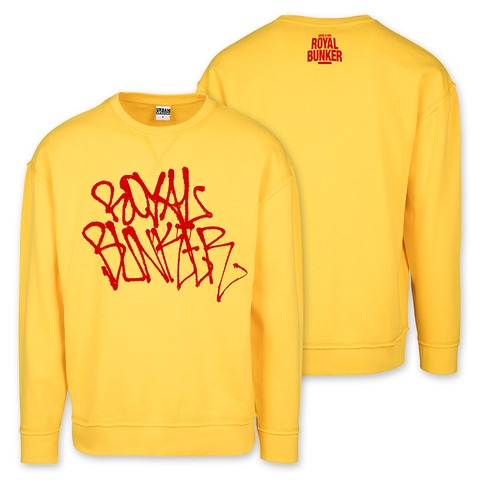 √Throw Up von Savas & Sido - Crewneck Sweater jetzt im Bravado Shop