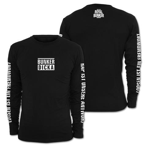√Bunker Dicka von Savas & Sido - Long-sleeve jetzt im Bravado Shop