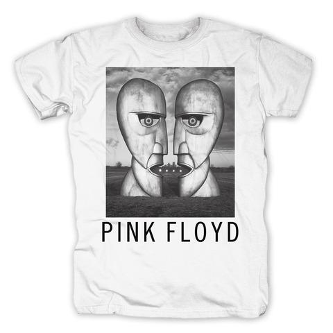 Division Bell von Pink Floyd - T-Shirt jetzt im Bravado Shop