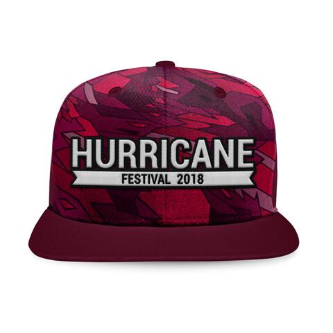 √Fur Real von Hurricane Festival - Snap Back Cap jetzt im Bravado Shop