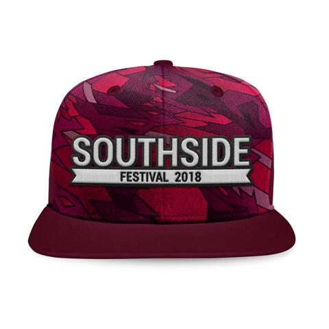 √Fur Real von Southside Festival - Snap Back Cap jetzt im Bravado Shop