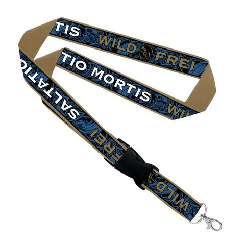 √Wild & Frei von Saltatio Mortis - Lanyard jetzt im Bravado Shop