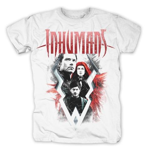 √Red Logo von Inhumans - T-Shirt jetzt im Bravado Shop