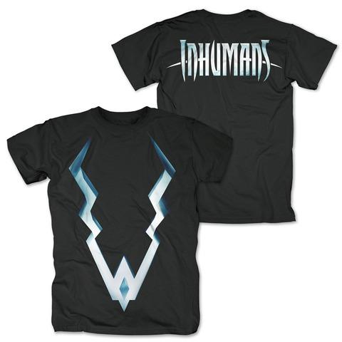 √Logo von Inhumans - T-Shirt jetzt im Bravado Shop