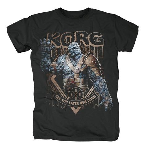 √Korg See You Later von Thor - T-Shirt jetzt im Bravado Shop