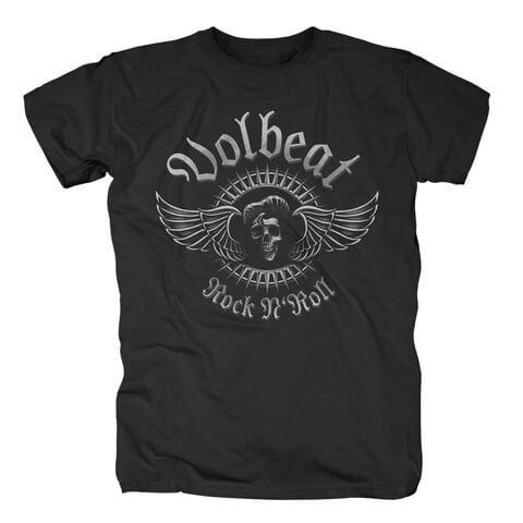 √Rock N Skull von Volbeat - T-Shirt jetzt im Bravado Shop