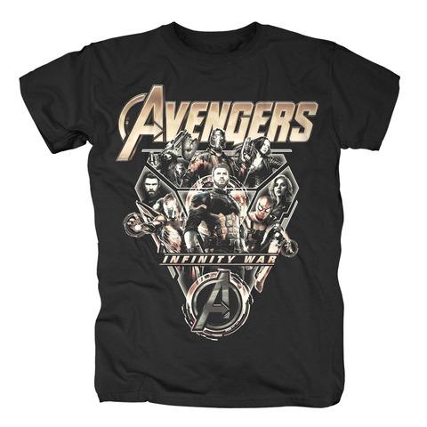 √Tech Ensemble von Avengers - T-Shirt jetzt im Bravado Shop