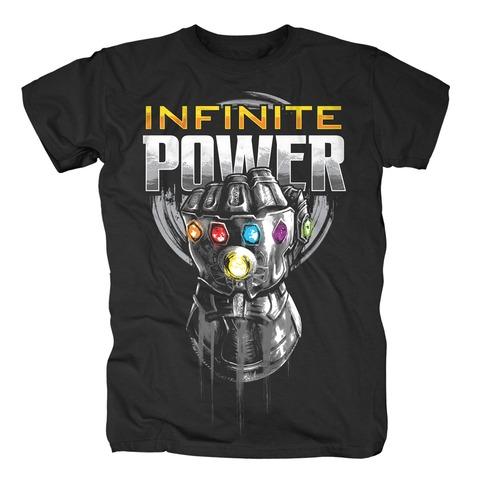 √Infinite Power von Avengers - T-Shirt jetzt im Bravado Shop
