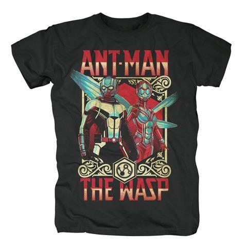 √Dynamic Duo von Ant-Man - T-Shirt jetzt im Bravado Shop